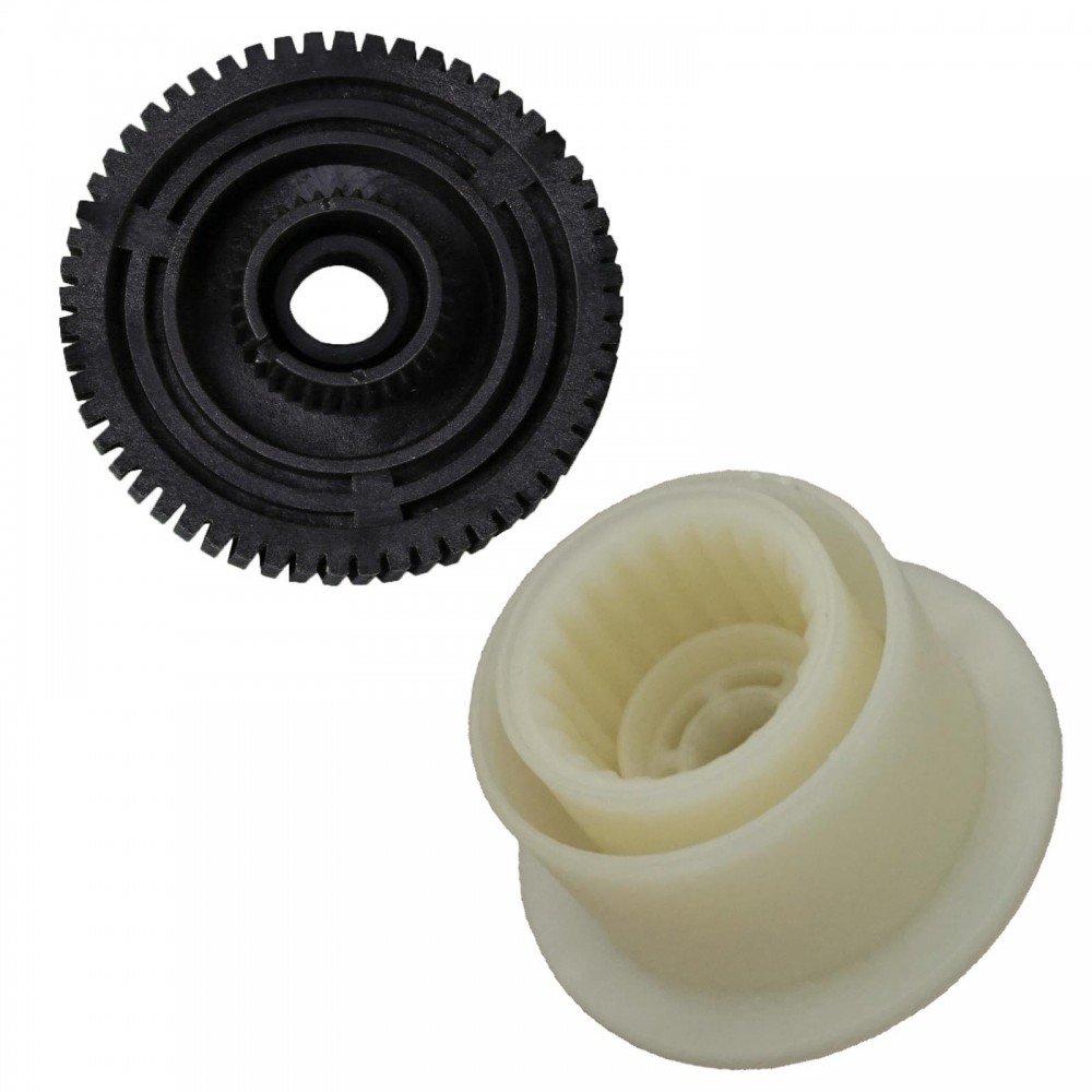 Autoparts - Engranaje Corona + Engranaje Motor actuador Caja Transferencia: Amazon.es: Coche y moto