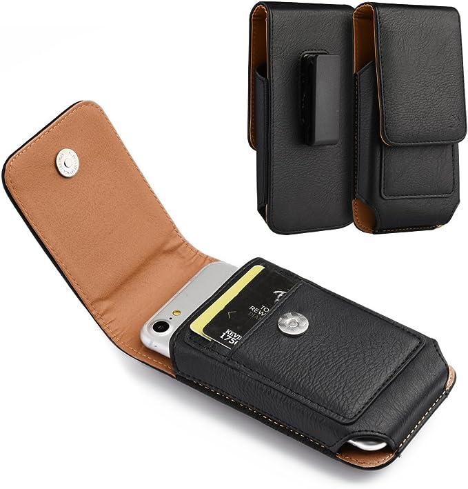 K11a Shoulder Bag Belt Clip Phone Pouch For LG G8 ThinQ Tribute Empire K11+