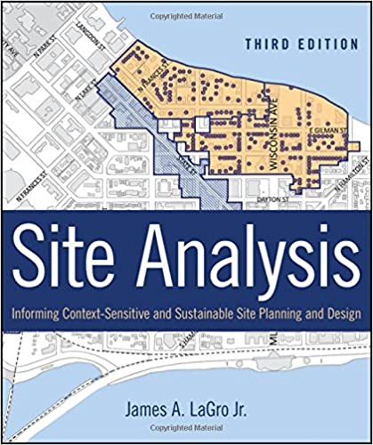 Amazon Site Analysis Informing ContextSensitive and – Site Analysis Plan