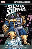 img - for Silver Surfer Epic Collection: The Infinity Gauntlet book / textbook / text book