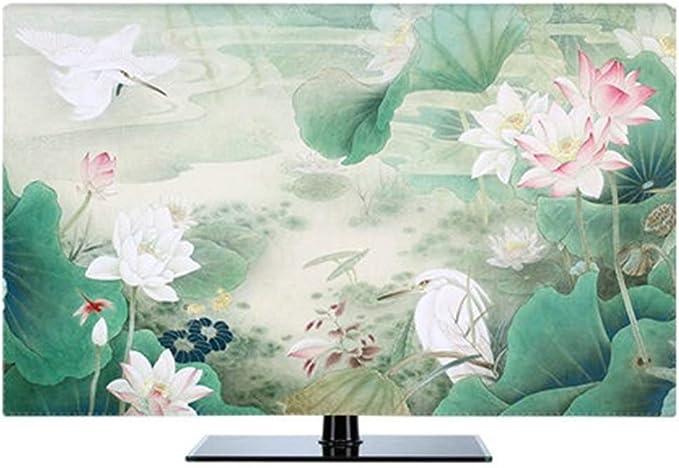 LJXX TV Cubierta 19 pulgadas-80 Pulgadas Pantalla LCD TV Pc ...