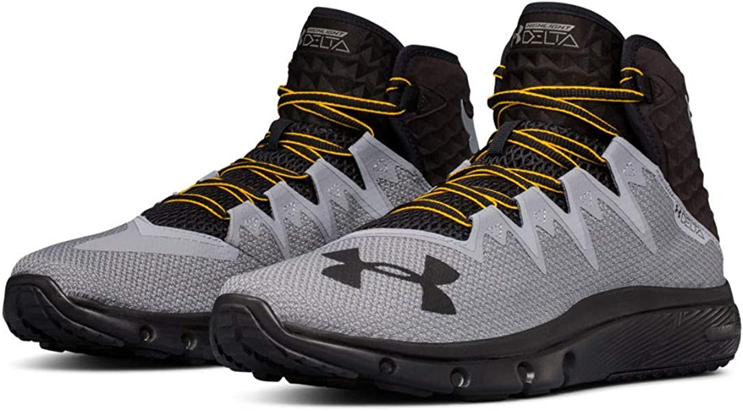 Under Armour Project Rock Delta Training Shoe - 7 - Black