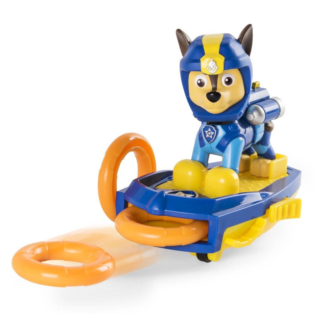 Patrulla Canina Seapatrol Figura Lanzador Chase Bizak 61926733: Amazon.es: Juguetes y juegos