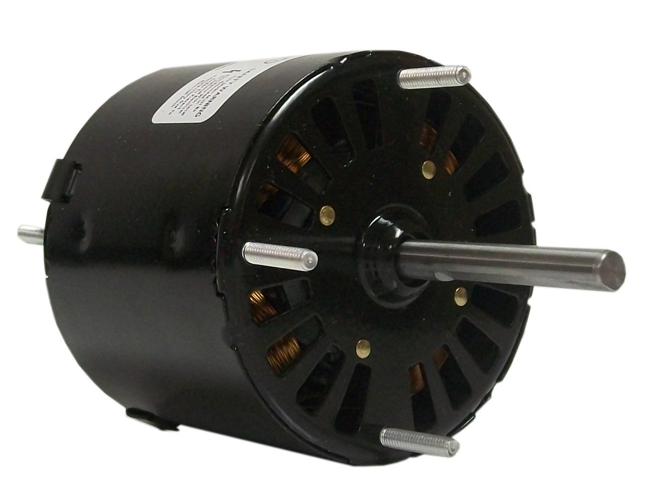 Fasco D189 3.3-Inch General Purpose Motor, 1/20 HP, 230 Volts, 1500 RPM, 1 Speed.9 Amps, OAO Enclosure, CCWSE Rotation, Sleeve Bearing by Fasco (Image #1)