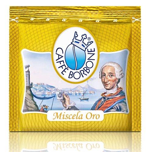 (Caffe Borbone ESE Coffee Pods, Miscela Oro (150)