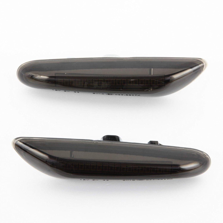 phil trade Smoke Frecce LED Pagine vetro trasparente [7134 –  1] Phil-Trade®