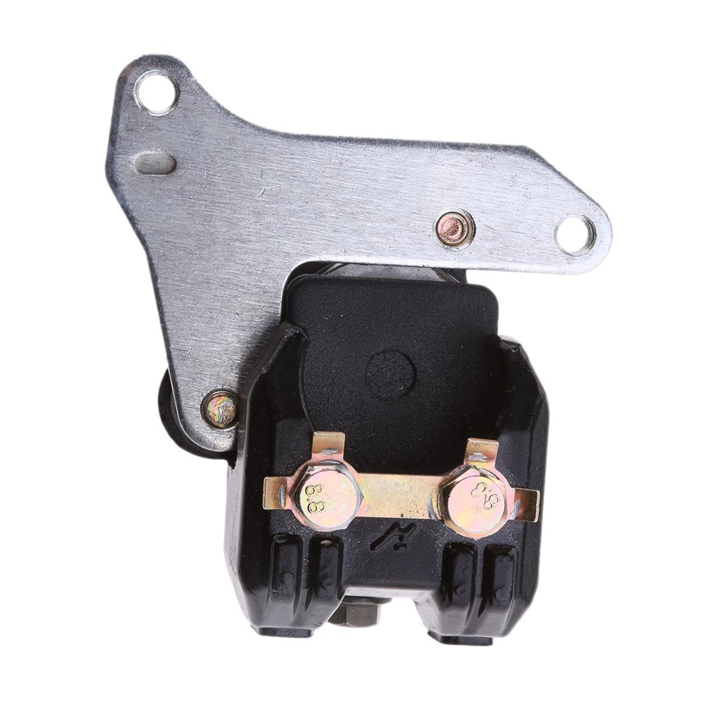 MagiDeal Single Piston Rear Brake Caliper For Honda TRX 400EX Sportrax 400 TRX400 1999-04 With Pad