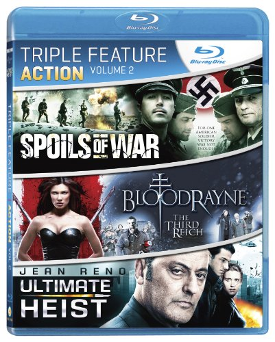 Action Triple Volume 2 (Blu-Ray)