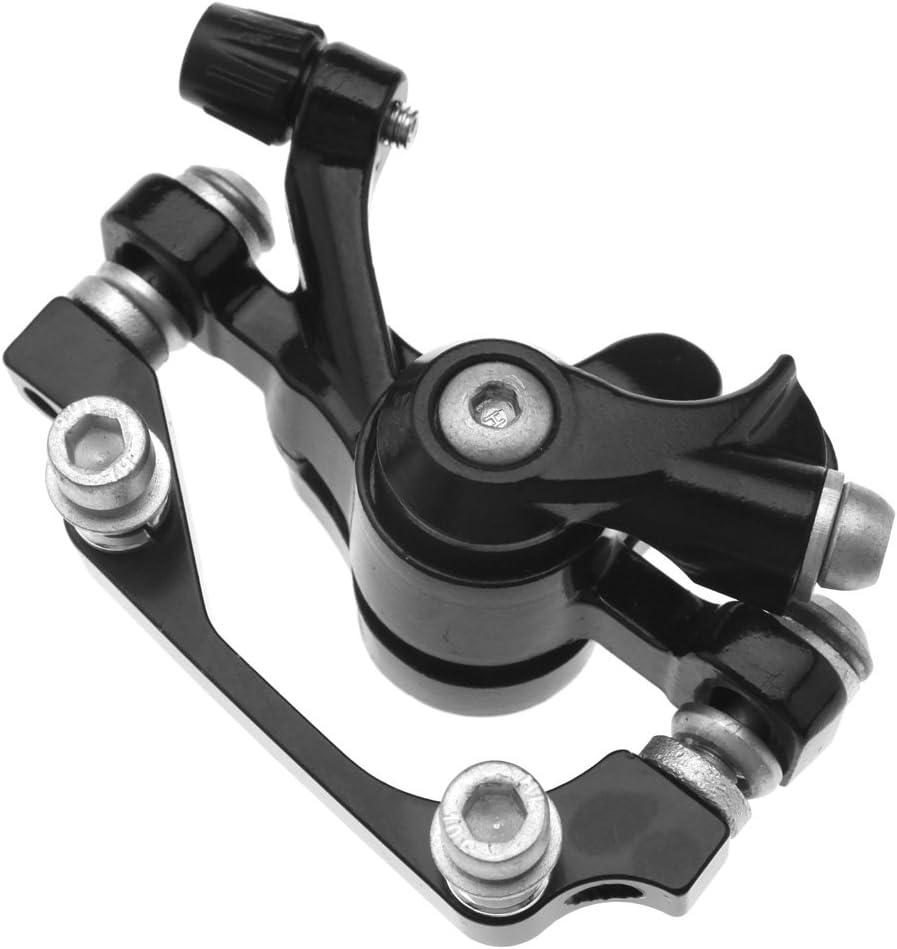 Emma - Pinza de freno de disco mecánico para bicicleta de montaña (160 mm)
