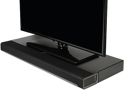 FLEXSON AAV-FLXPBST1021 Playbar TV Stand, Black