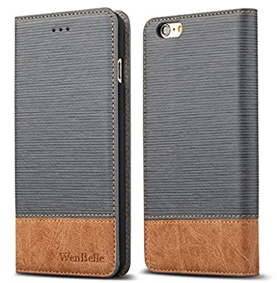 "iPhone 6/6S 4.7""?Wallet case,WenBelle [Blazers Series]"