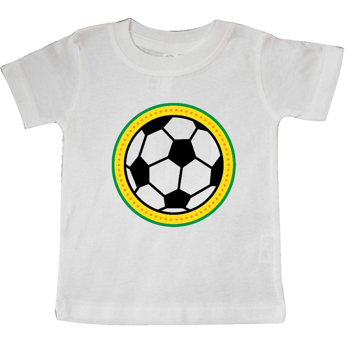 inktastic Soccer Sports Ball Gift Baby T-Shirt