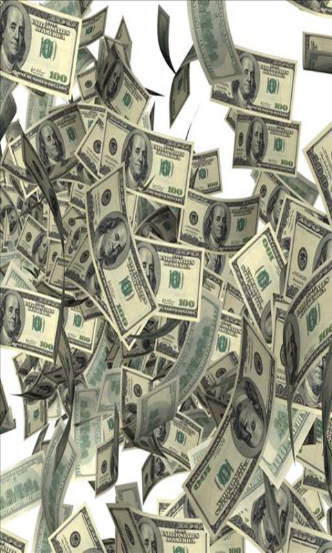 Amazon Raining Money Live Wallpaper Appstore For Android