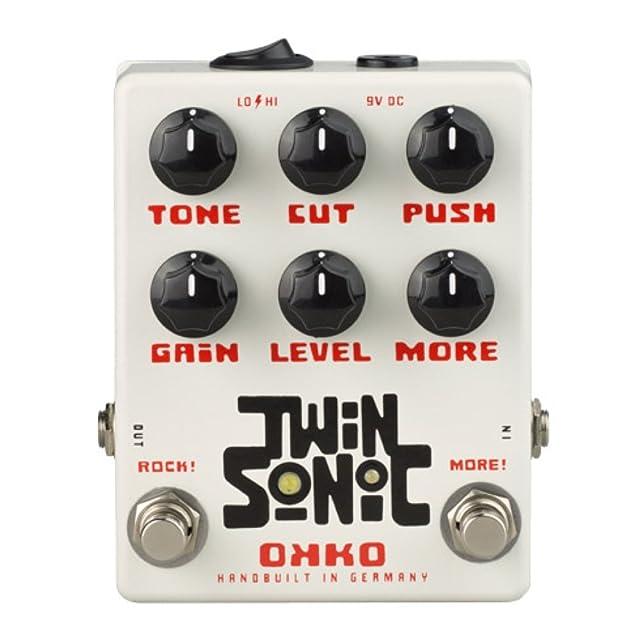 リンク:TWIN SONIC
