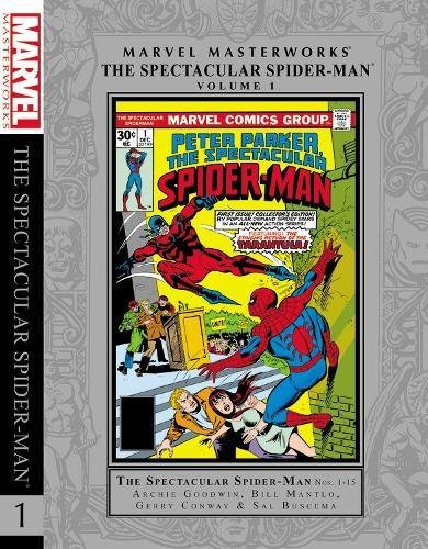 Marvel Masterworks: The Spectacular Spider-Man Vol. 1