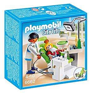 Playmobil Dentista con Paciente 5
