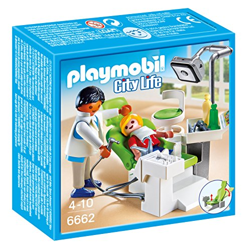 Playmobil Dentista con Paciente 6662 2