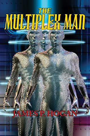 book cover of The Multiplex Man
