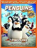 Penguins of Madagascar (Bilingual) [3D Blu-ray]