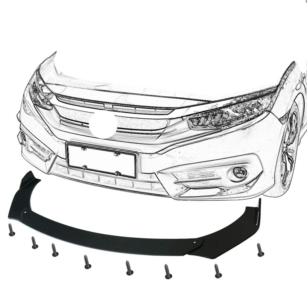 10 Universal Car CNC Aluminum Alloy Rear Wing Trunk Racing Tail Spoiler Legs Mount Brackets Duokon Spoiler Mount Brackets
