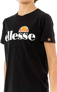 Camiseta NI/ÑOS White Marl Ellesse Camiseta Manga Corta NI/ÑO Malia tee