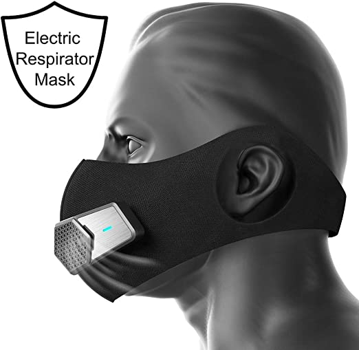 Outdoor For Workout Breathing Ruishenger Sport Mask Electric