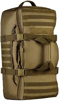 Mochila t/áctica 60 L YuHan MOLLE para senderismo mochila militar con sistema modular de carga y transporte de equipamiento ligero