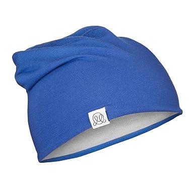 MayLily® Premium   Le Bonnet Réversibles de Bambou pour Bébé Garçon et Fille    Anti e0d5ac340f9