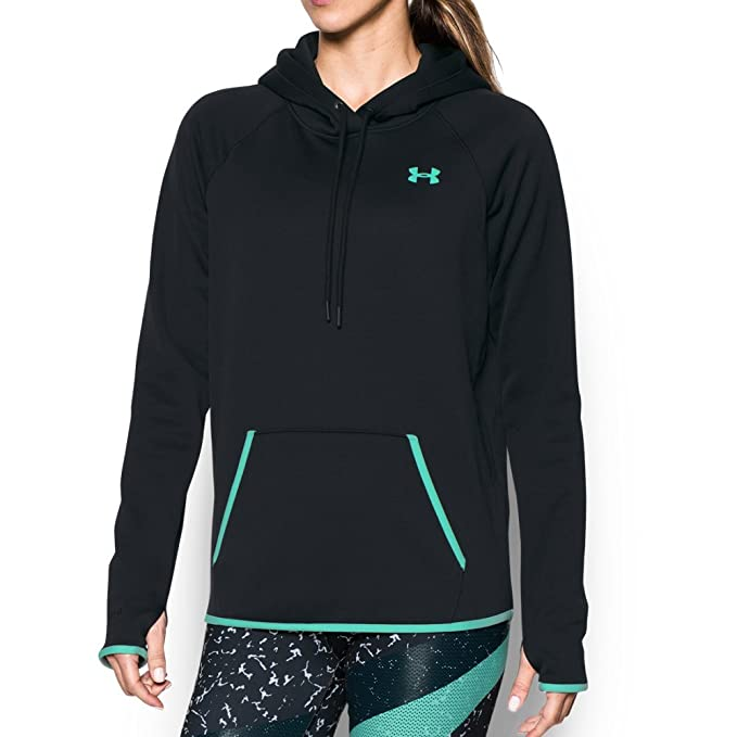 e19ffa465 Amazon.com: Under Armour Women UA Storm AF Icon Hoodie: Clothing