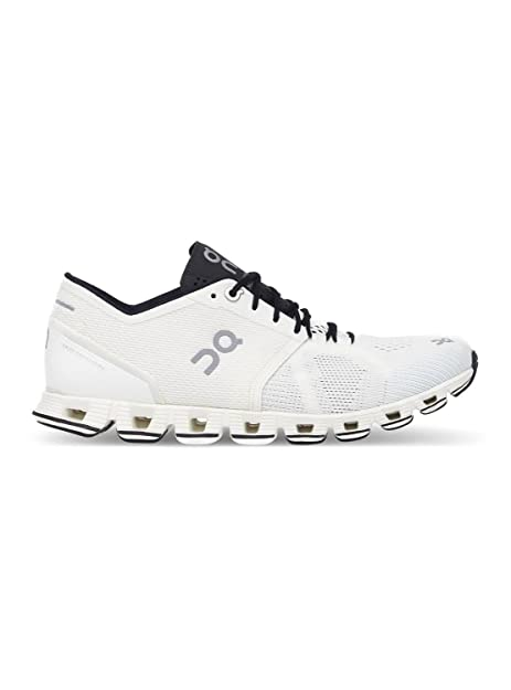 Zapatillas On Running Cloud X White Black Hombre: Amazon.es: Zapatos y complementos
