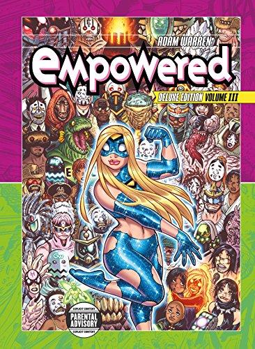Empowered Deluxe Edition Volume 3 by Dark Horse Books