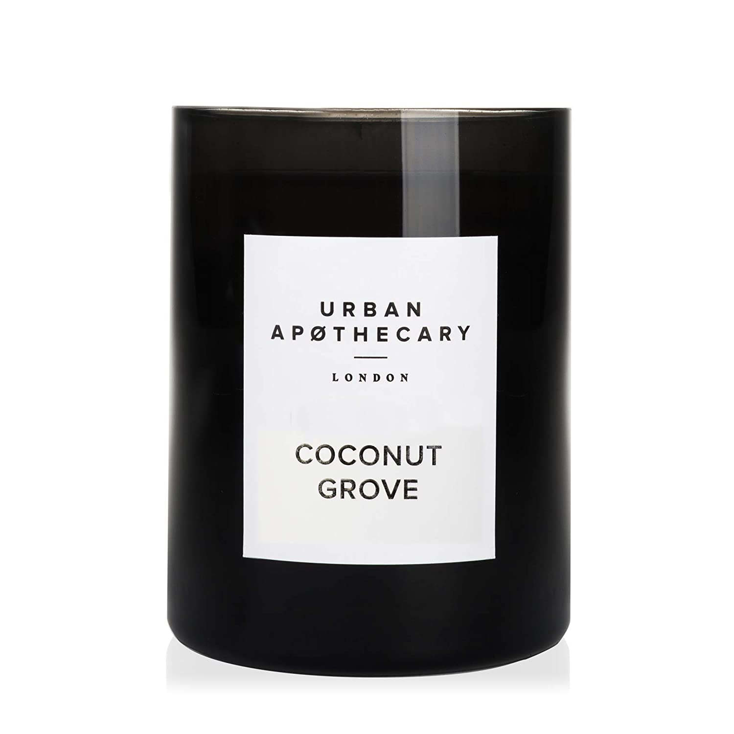 Urban Apothecary Coconut Grove Luxury Scented Candle 300 g Urban Apothecary London UALWCGC300