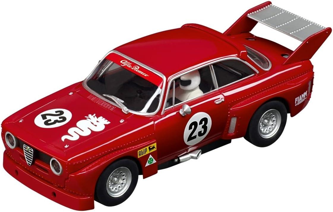 Carrera Digital 132 - 20030624 - Voiture Miniature et Circuit - Alfa GTA Silhouette Race 1