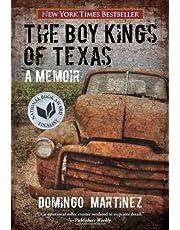 By Domingo Martinez - The Boy Kings of Texas: A Memoir