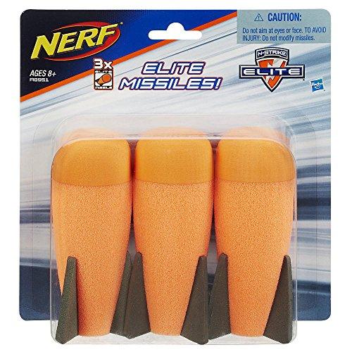 Official Nerf N-Strike Elite Series Mega Missile Refill - Outlet Stl Premium