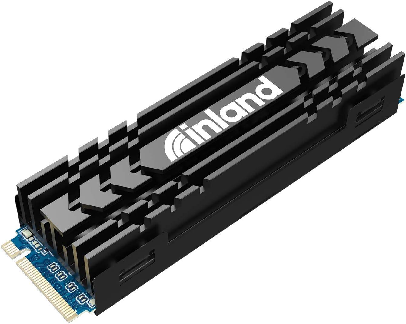 Inland Performance 4x4 Nvme Ssd Interne Festplatte Schwarz 1tb 4x4 Computers Accessories