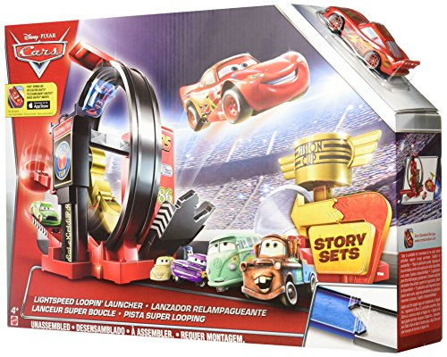 Disney/Pixar Cars Lightspeed Loopin' Launcher
