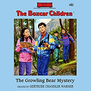 The Growling Bear Mystery Audiobook
