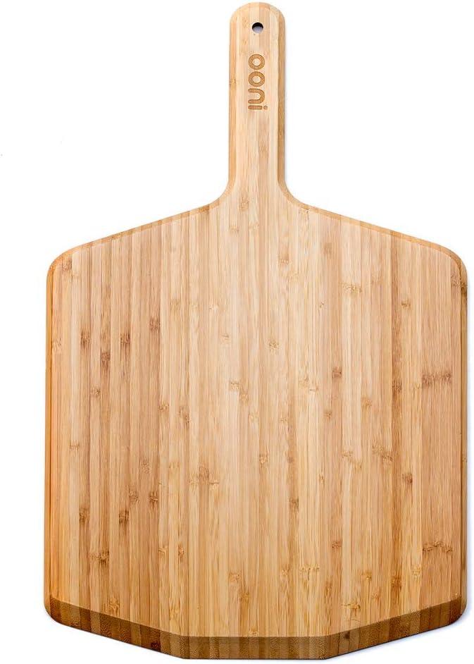 """Ooni 12"""" Wooden Pizza Peel"""