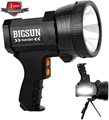 Brightest Portable Spotlight