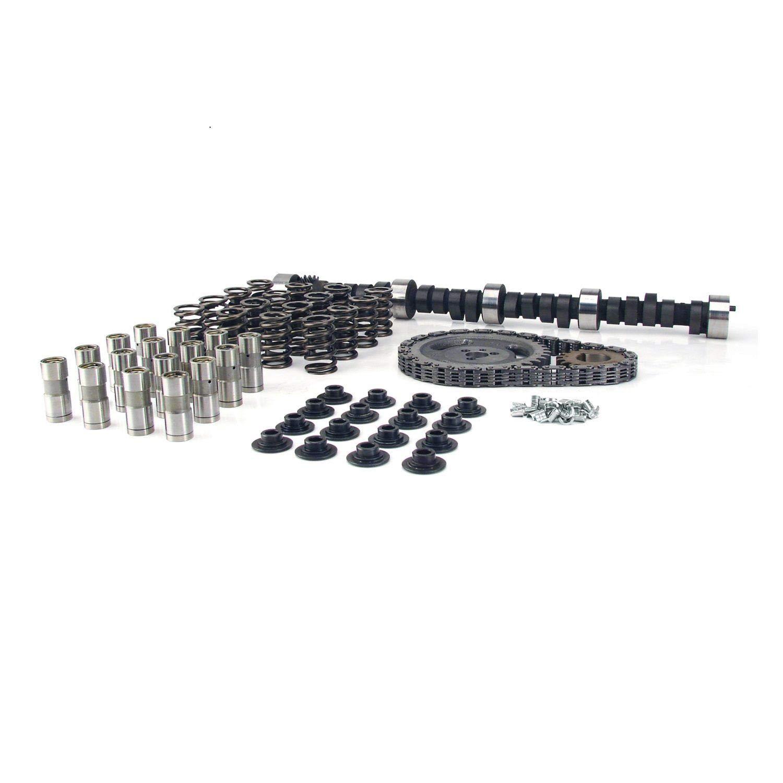 Lunati 10120702K Voodoo 219//227 Hydraulic Flat Complete Cam Kit for Chevrolet Small Block