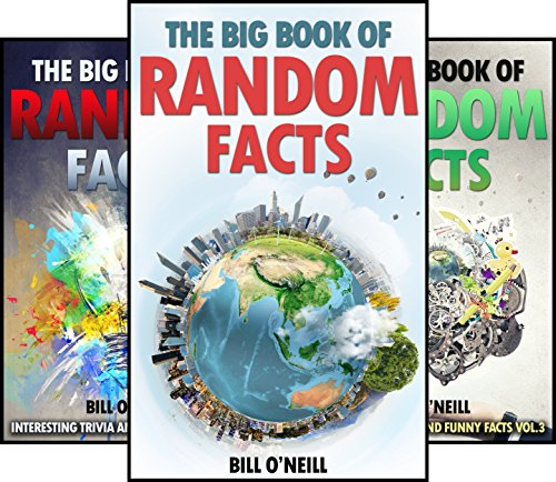 Interesting Trivia and Funny Facts (8 Book Series)