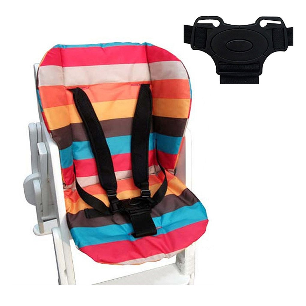 Aiming Universal 5 Point Harness Baby Safety Seat Belts for Stroller High Chair Kids Safe Protection Seat Stroller Belt #1
