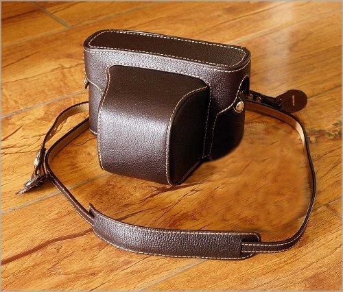 Rainbowimaging Genuine Leather Full Case For Fujifilm