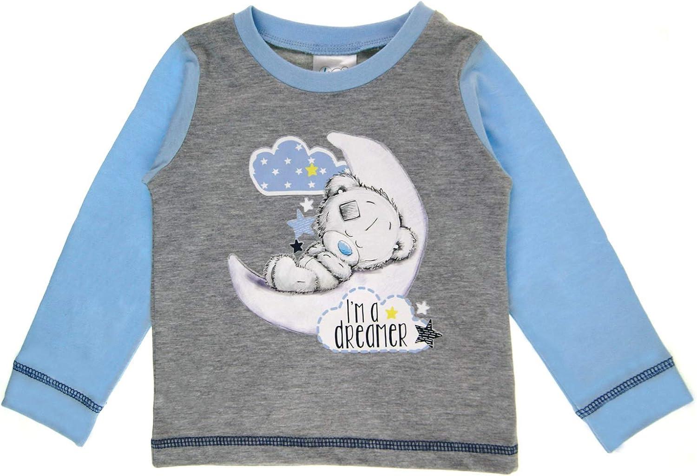 Baby Boys Tatty Teddy Pajamas Blue