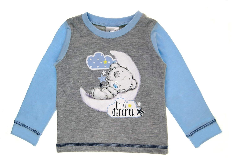 Baby Boys Girls Character Long Pyjamas Pjs