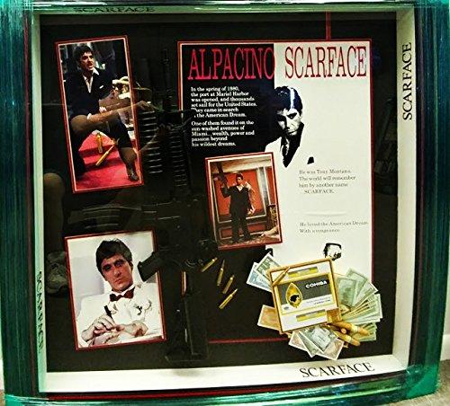 Al Pacino - Scarface - Movie Homage Piece