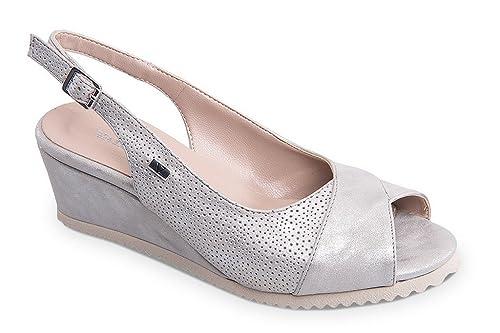 b8128b0da3 VALLEVERDE calz. Donna, Pelle, COD. 45261: Amazon.it: Scarpe e borse