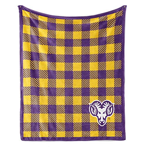 Official NCAA West Chester University Golden Rams - Fleece Blanket - 30x40 -