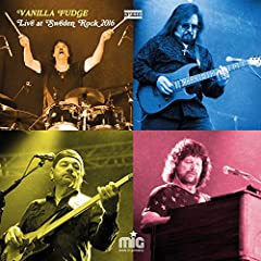 VANILLA FUDGE Live At Sweden Rock: The 50th Anniversary on DVD/CD Dec. 8 from MVD Entertainment
